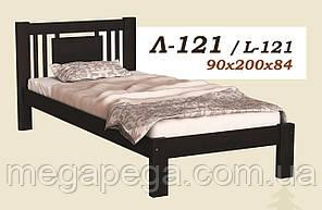Односпальная кровать Л-121