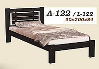 Односпальне ліжко Л-122
