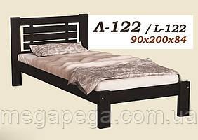 Односпальная кровать Л-122