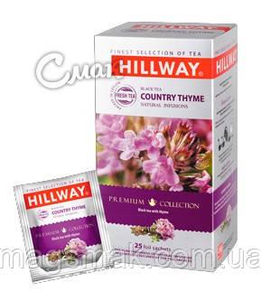 Чай черный Hillway Country Thyme / Луговой Чабрец , фото 2