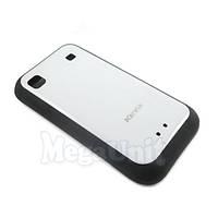Keva Чехол-накладка силиконовый Samsung i9000 Белый