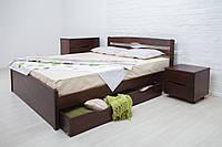 """Кровать """"Лана"""" люкс с ящиками"""