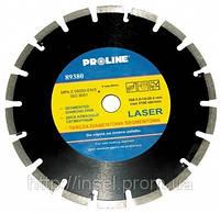 Алмазный лазерный сегментный диск Proline Ø300 мм