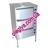 Шкаф жарочный трехсекционный ШЖ-0,3М