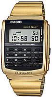 Часы Casio CA-506G-9AEF с калькулятором оригинал