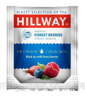 Чай черный Hillway Forest Berries / Лесные Ягоды, фото 2