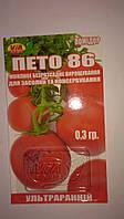 Насіння томату Пето 86 (0,3 грамів) ТМ VIA плюс