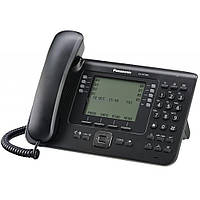 IP телефон PANASONIC KX-NT560RU-B