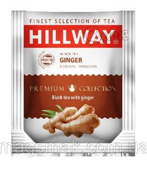 Чай черный Hillway Ginger / Имбирь , фото 2