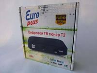 Цифровой ТВ тюнер Т2 (12V-220V) К52