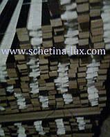 Щетка зернопланка двухрядная для зерноочистительных машин 920мм (2Г-040-25-30-920)