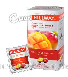 Чай травяной Hillway Juicy Mango / Сочный Манго, фото 2