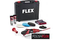 Машина полировальная POLISHFLEX PE 14-2 150 Set, 1400Вт, FLEX