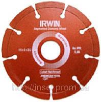 Сегментный диск 115мм  IRWIN