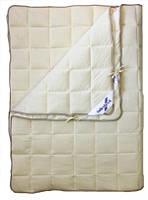 Одеяло Billerbeck Дуэт шерсть+вискоза зимнее полуторное 140*205
