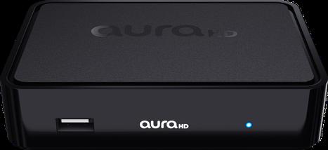 IPTV медиаплеер Aura HD + 60 каналов без абонплаты, фото 2