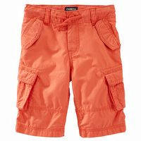 Терракотовые шорты OshKosh на 5 лет