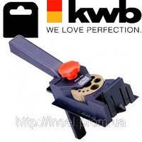 Кондуктор kwb DUBELPROFI для сверления серий отверстий под шканты