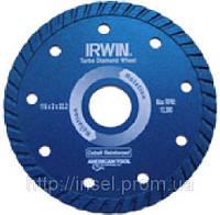 Алмазный диск  TURBO 125 mm IRWIN