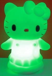Міні світильник хамелеон Hello Kitty, минисветильник, фото 2
