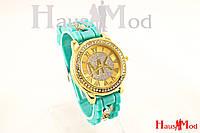 Женские часы наручные Michael Kors голубые (копия)
