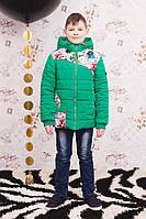 Модная куртка - парка для мальчика