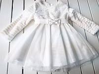 Детское нарядное платье для девочки на 3 - 6 лет