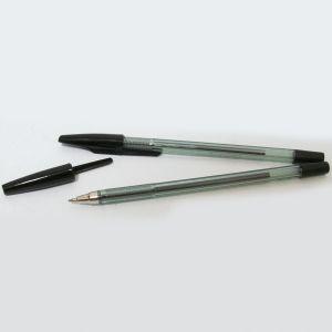 """Ручка шариковая """"Beifa"""" черная №927"""