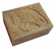 Шкатулка каменная Лошадь