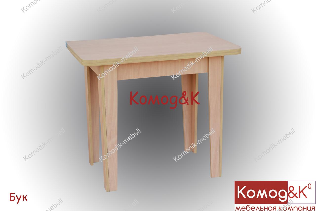 Стол Кухонный 900*600 раскладной  цвет Бук