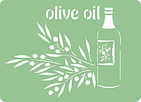 Трафарет Olive Oil