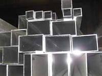 Труба  алюминиевая прямоугольная 30 х 20 х 2 мм