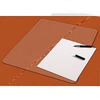 Подставка Panta_Plast 0318-0010 подкладка д/письма прозр.(529х417 PVC)
