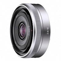 Объектив SONY 16mm f/2.8 for NEX (SEL16F28.AE)