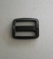 Регулятор пластик 20 мм черный