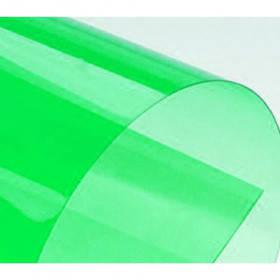 Обложки для переплета Agent 1510474 зеленый А4 прозр 180-200мк/100шт/уп лиц стор, фото 2