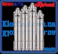 Скважинный шнековый насос Sprut  4S QGD 1,2- 50-0.37