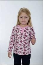 Кофточка блузка детская кофта для девочки розовый, белый Wiktoria