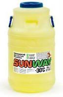 Sunway до - 30, 40 л (смесь пропиленгликоля и глицерина)