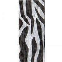 Набор гофрированной бумаги Interdruk 466106 микс 50х200 см зебра
