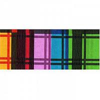Набор гофрированной бумаги Interdruk 466106 микс 50х200 см полоски