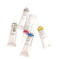 Контуры для ткани ЗКХ 540331 1цвет Deсola Красный для ткани, 18мл