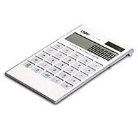 Калькуляторы бухгалтерские Deli 1256 микс 12 разряд, 183х107х15, LCD яскравий колiр, пласт кн
