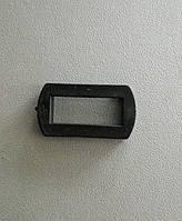 Рамка пластик 21 мм черная