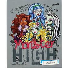 Дневники Kite16 MH15-261-1K Monster High-1, УФ-лак