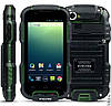 Sigma mobile X-treme V9 green (черно-зеленый)