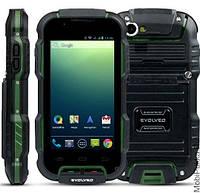 Sigma mobile X-treme V9 green (черно-зеленый), фото 1