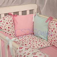 Комплект Baby Design Premium прованс, фото 1