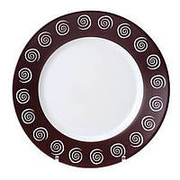 Тарелка десертнаяя Sirocco Brown Luminarc H4884