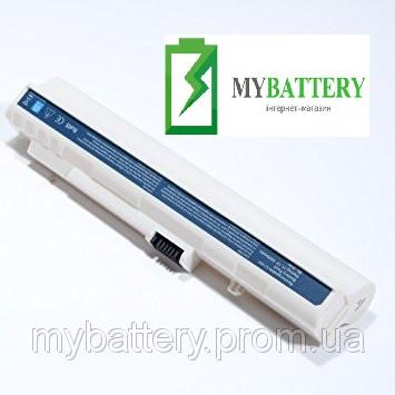 Аккумуляторная батарея Acer UM08A73 Aspire One D150 D250 ZG5 UM08B31 UM08B32 UM08B71 UM08B72 UM08B73 White